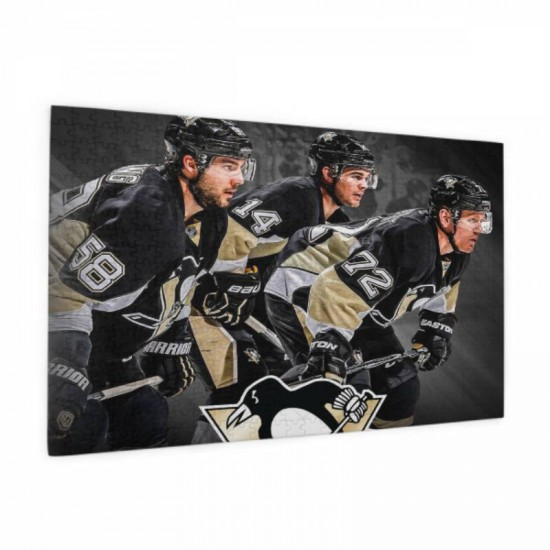 Collector Series, Pittsburgh Penguins Picture puzzle #167158 for Adult and Kids Toys