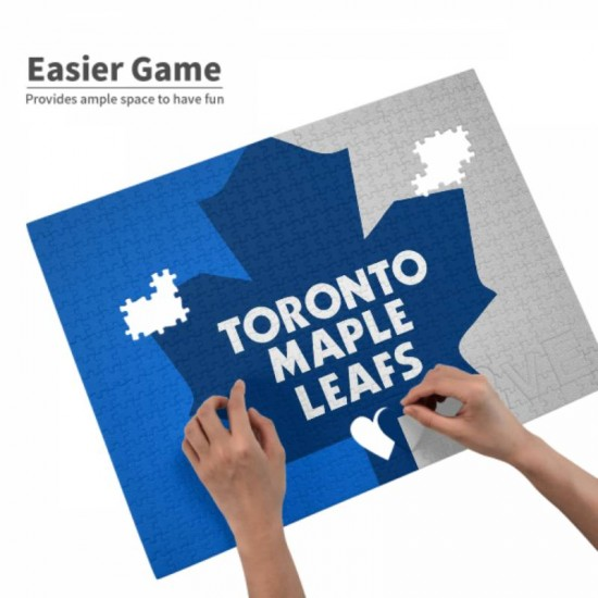 Toronto Maple Leafs Picture puzzle #168926 for Adults and Kids 520 Piece