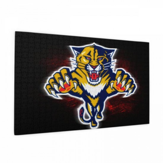 Best Jigsaw Puzzles Gift, Florida Panthers Picture puzzle #170117