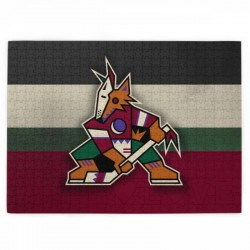 Arizona Coyotes Picture puzzle #163902 for Adults and Kids 520 Piece