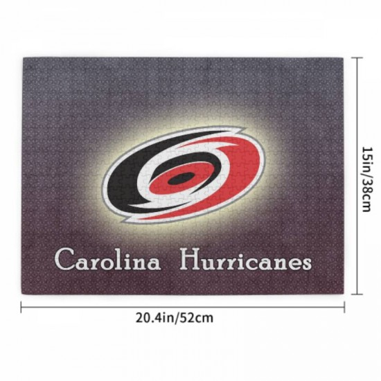 Funny Carolina Hurricanes Picture puzzle #168550 Decoration of Bedroom Background Wall