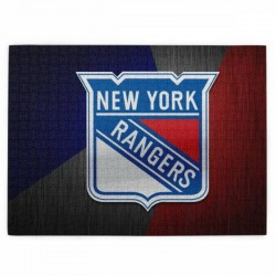 Great Gift New York Rangers Picture puzzle #162379 for stimulating Interest in sport