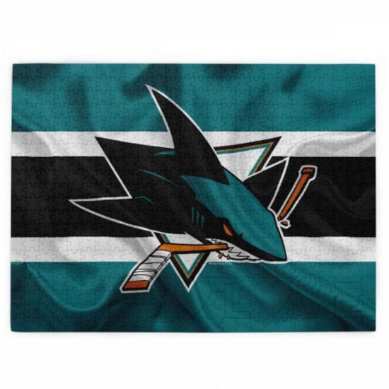 Best Jigsaw Puzzles Gift, San Jose Sharks Picture puzzle #162238