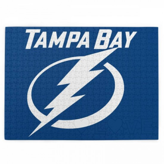 Tampa Bay Lightning Picture puzzle #169171 Brain IQ Developing Tampa Bay Lightning Picture puzzle #169171 Puzzle